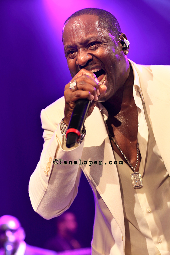 Johnny Gill, Howard Theater, DC.