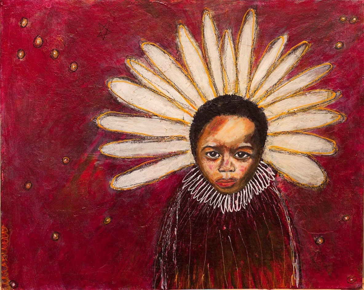 little boy art painting tana lopez younger