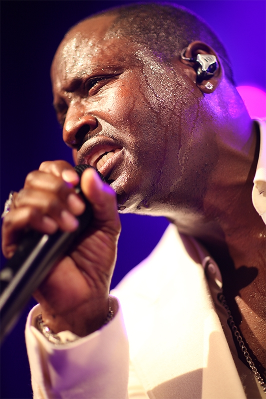 johnny gill live music photography DMV DC
